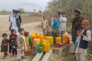 161117_PR_RCD_Internship_Water_Balkh_Semi_Deep_Well