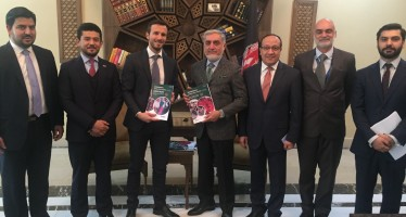 Afghanistan eyes greater participation in regional trade