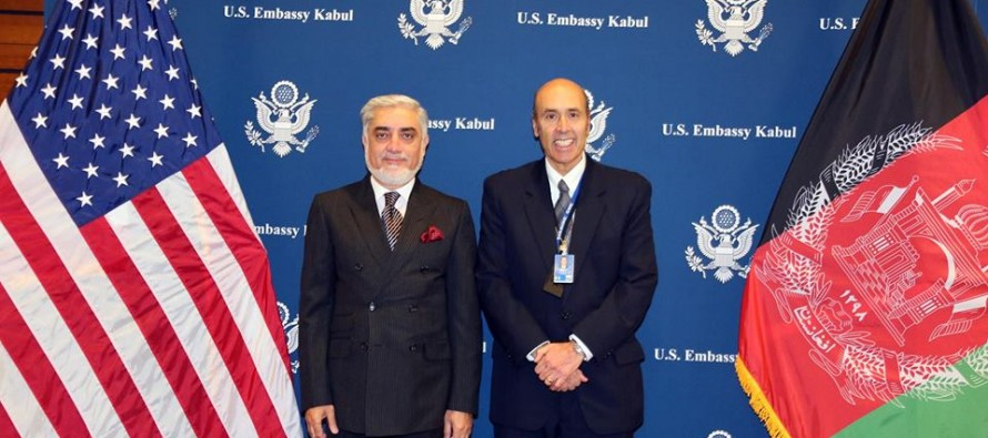 Afghan government, USAID launch program to give students access to learning materials
