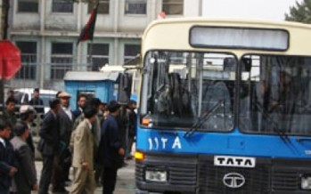 India provides $2.87mn to support Kabul's transport system