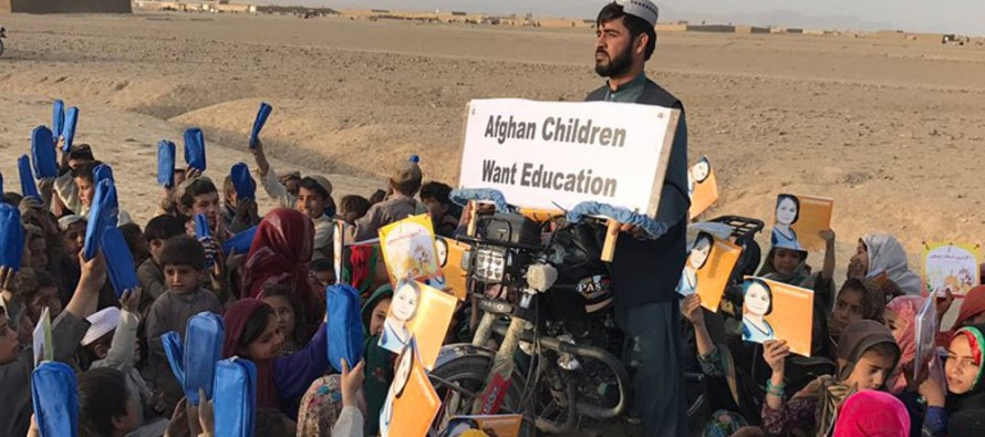 UNICEF to provide $46mn to help children in Afghanistan attend schools