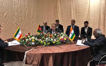 First phase of Chabahar port connecting Afghanistan, Iran and India  inaugurated