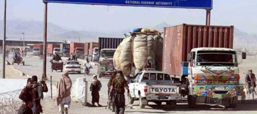 Afghan, Pak bilateral trade drops by $2bn amidst political tensions