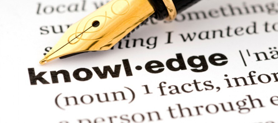 Knowledge is the ultimate currency for entrepreneurs