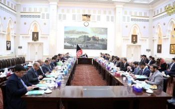 Afghan government signs $383mn National Fiber Network investment licensing contract