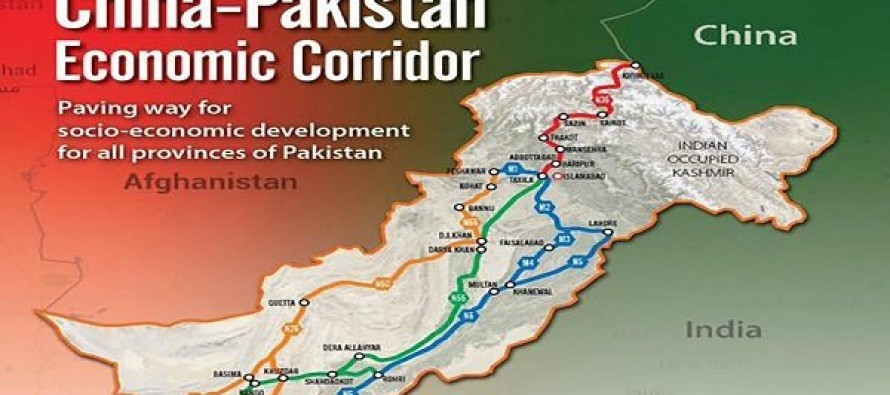 China extending CPEC to Afghanistan