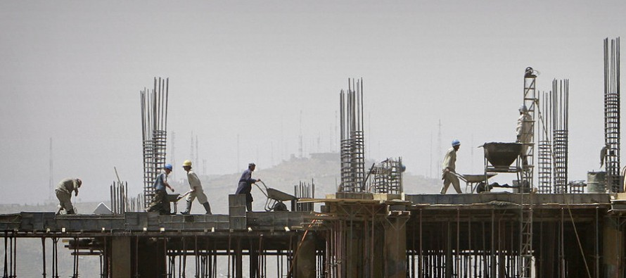 Afghan construction companies lose $222mn in 4 years