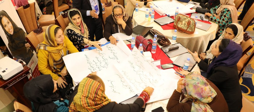 National Summit of Afghan Businesswomen held in Kabul