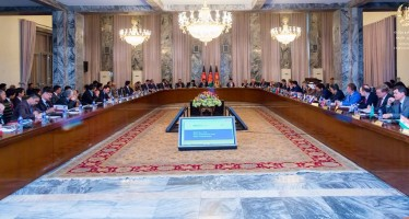 First RECCA Ambassadorial Coordination Meeting of 2018 held in Kabul