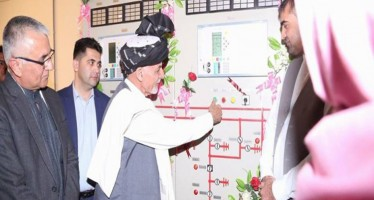 New Electricity Infrastructure Benefits 90,000 Balkh Citizens