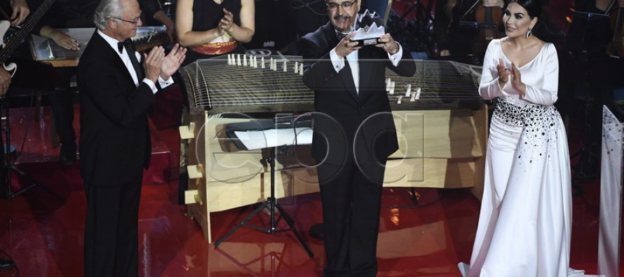 Afganistan's National Institute of Music Receives Prestigious Polar Music Prize