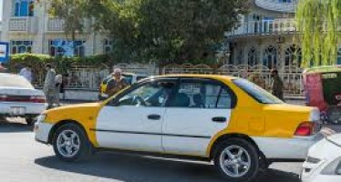 Online Taxi Service Launched in Kabul