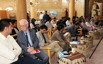 Media's Role in Promoting Agricultural Development in Afghanistan