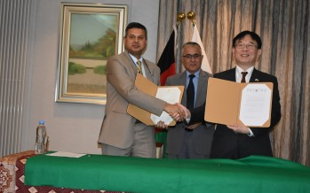 Japan Gives $10mn To Improve Agriculture Techniques in Afghanistan