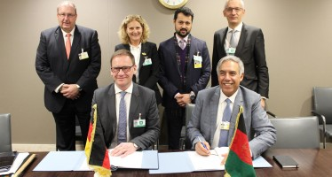 Germany Provides AFN 5.4 Billion of Additional Funding to Afghanistan