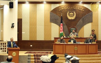Afghan Finance Minister Updates Senate on National Budget
