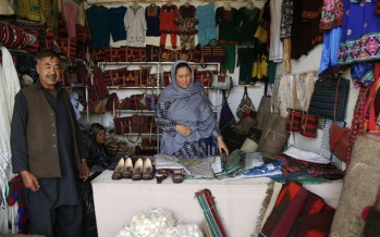 5% Of Government Contracts Allocated For Afghan Women
