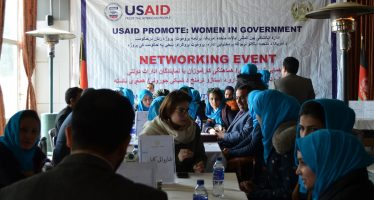 300 Afghan Women Finish USAID's Civil Service Internship Program in Kabul