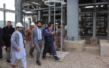 Major Petroleum Refinery To Open Soon in Herat