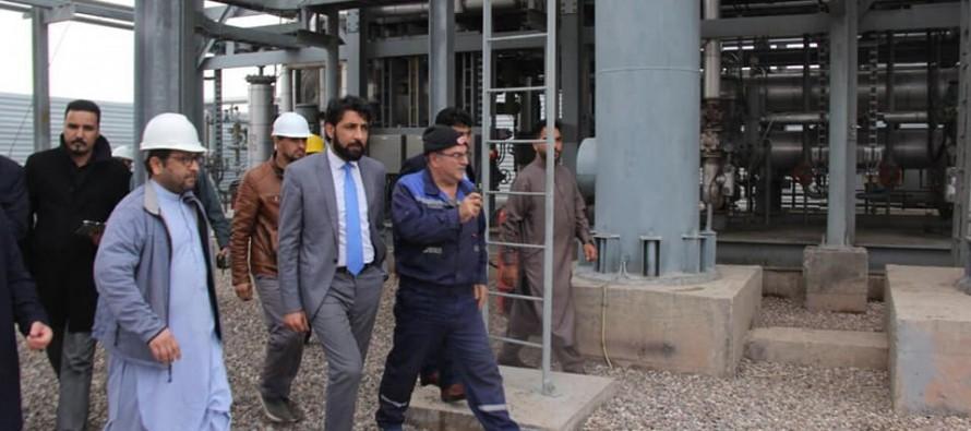 Major Petroleum Refinery To Open Soon in Herat
