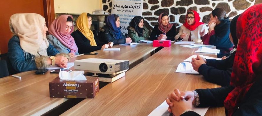 Over $77mn Worth of Investment in the Country by Afghan Women Entrepreneurs