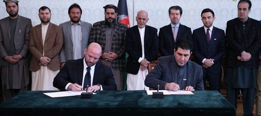 """Afghanistan's """"Real Time Data Management"""" Contract a Yay or Nay?"""