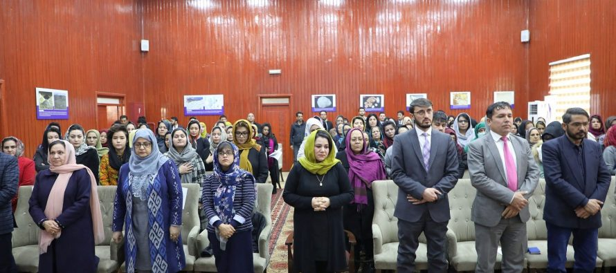 Increasing Women's Participation in Afghanistan's Extractive Sector