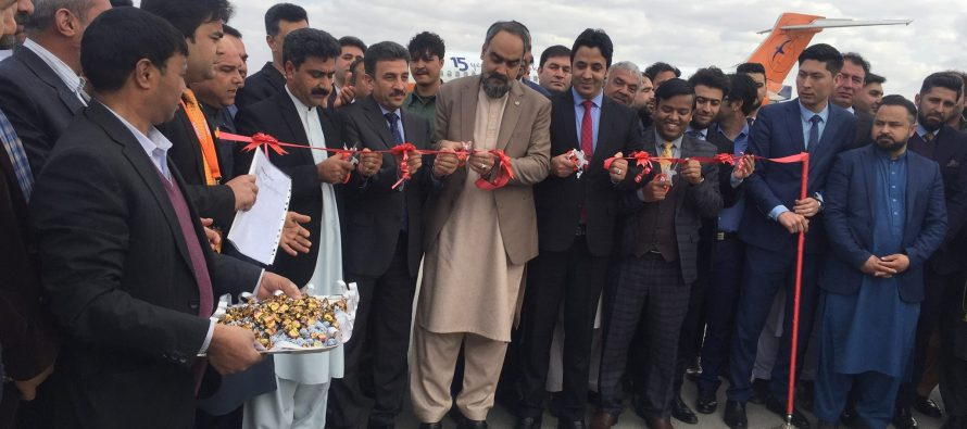 Afghanistan Exports Saffron, Pistachio to India Via New Air Corridor