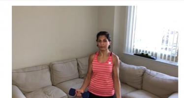 YouTube Channel on At-Home Workouts for Afghan Women