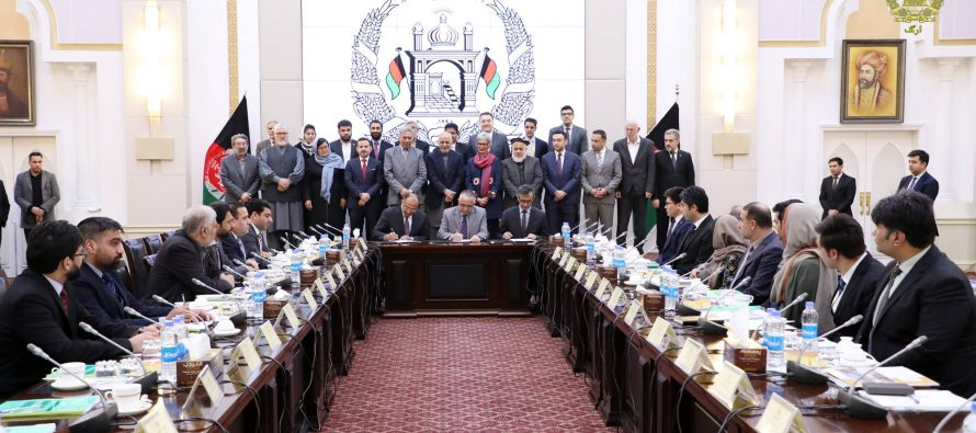MoU Signed for $631mn Power Transmission Project and Sheewa Dam