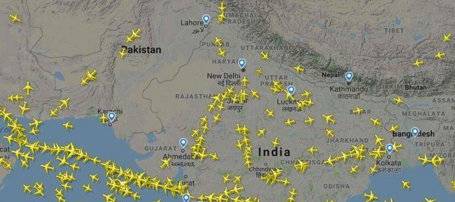 Kabul-New Delhi Flights Through Pakistan to Resume Soon
