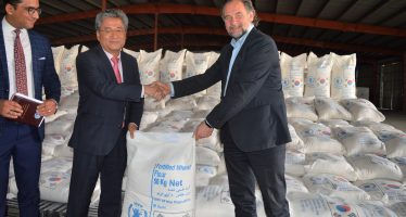 Republic of Korea Provides $16mn To WFP Resilience-Building Work in Afghanistan