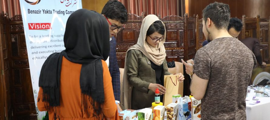 Afghan Female Entrepreneurs Enter Market With Support from USAID