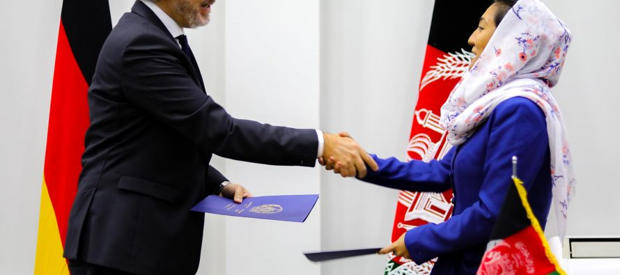 Germany Commits AFN 5.1 Billion To Afghanistan