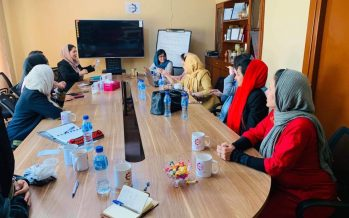 Afghanistan Women Chamber of Commerce Among World Chambers Competition 2019 Finalists