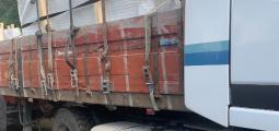 Third Shipment Sent Via Lapis Lazuli Route