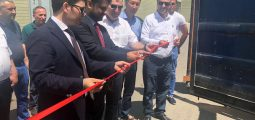 First Consignment of Afghan Products Arrives in Azerbaijan Through Turkmenistan