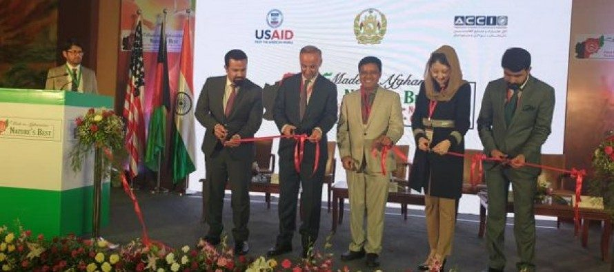 Afghan Traders Sign Deals Worth $75mn in Mumbai Exhibition