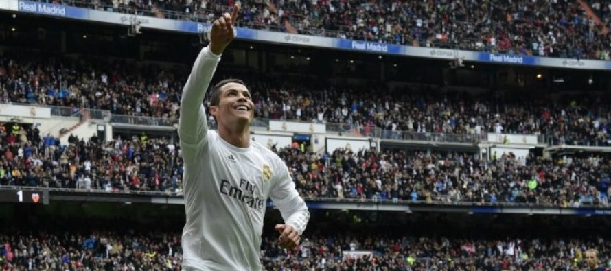 Cristiano Ronaldo renews deal with Madrid until 2021