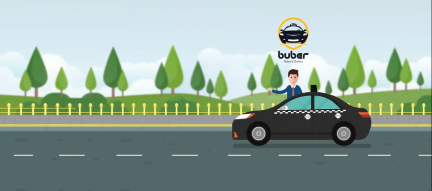 Buber–Afghanistan's Ride-Hailing Service