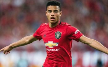 Mason Greenwood to Start For Man-U in First Premier League Match Against Chelsea