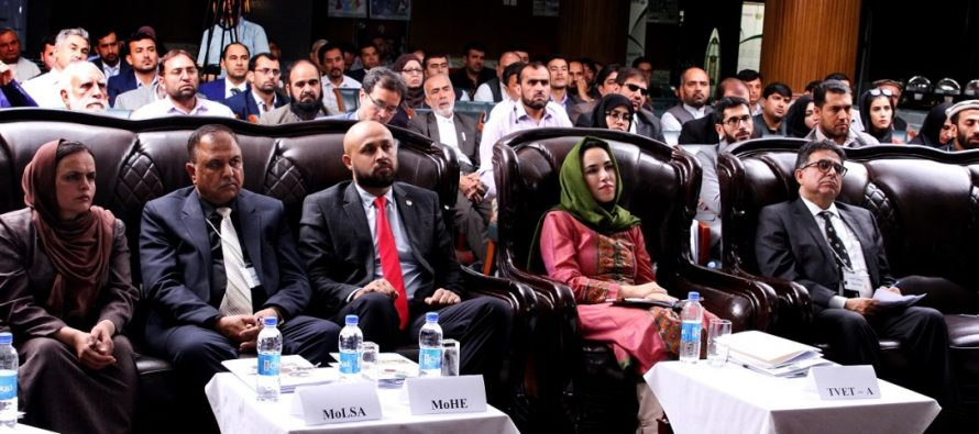 USAID Supports NAREC Forum To Resolve Rural Issues in Afghanistan