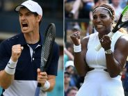 Andy Murray & Serena Williams To Play Mixed Doubles at Wimbledon