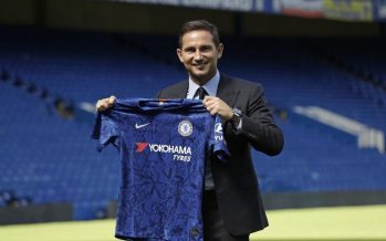 Frank Lampard Hired As Chelsea Club's Manager