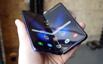 Samsung Galaxy Fold To Launch After Screen Fix