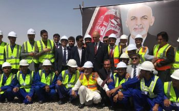 First Ever Solar Power Plant Inaugurated in Energy-Starved Kandahar Province