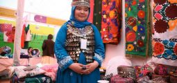 Local Food and Handicrafts Exhibition Kicks Off in Kabul
