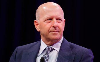 Goldman Sachs CEO David Solomon Dismisses Fears of Economic Recession