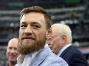 Conor McGregor Punches Old Man in the Face