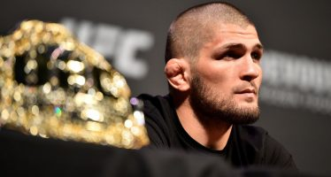 Khabib Talks About Facing Distractions Ahead Of UFC 242